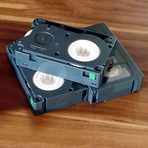 betamax video cassette transfer