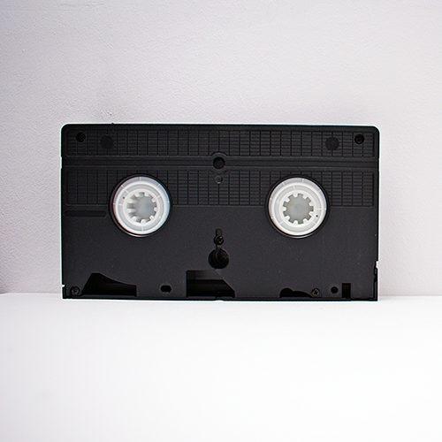 video vhs tape cassette transfer